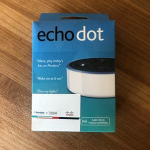 BRAND NEW!! Amazon echo dot